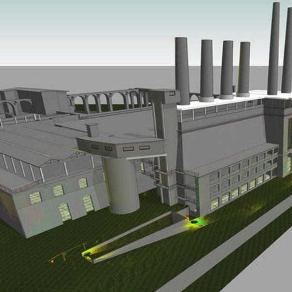 Cement factory – Alzano Lombardo (BG)