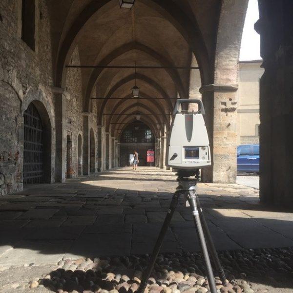 Piazza Cittadella – Bergamo