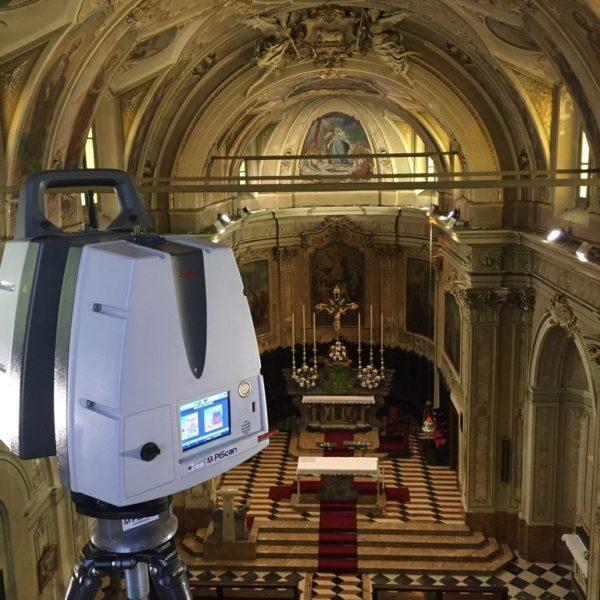 Chiesa parrocchiale – Piazzolo (BG)