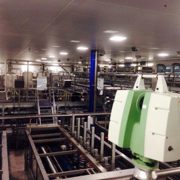 Linea di produzione Heineken – Manchester-UK
