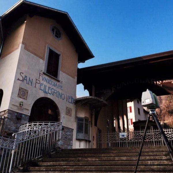 Funicular railway – S. Pellegrino Terme (BG)