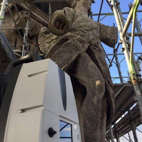 3D statues – Stezzano (BG)