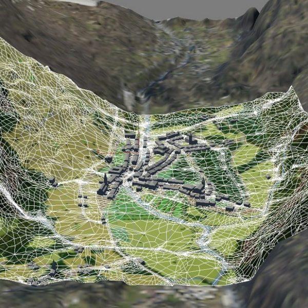 Digitalizzazione disastro ambientale – Piuro (SO)