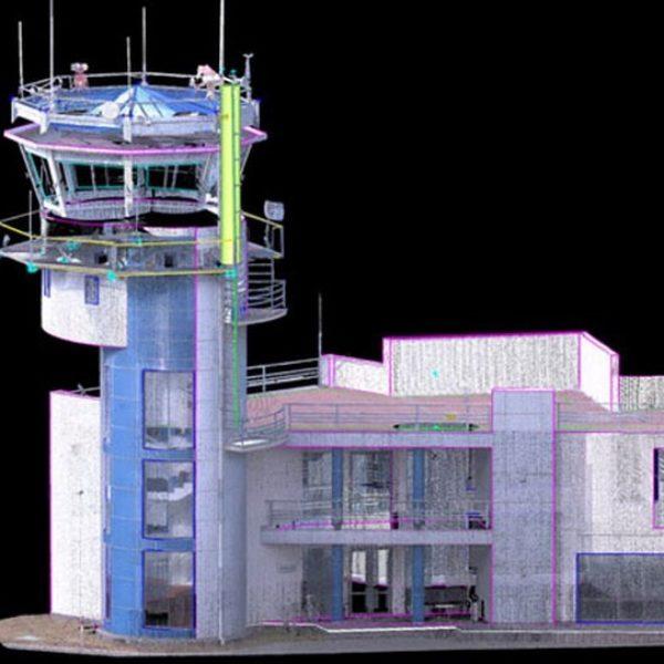 Torre aeroportuale – Batumi-GE